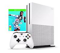 Консоль MICROSOFT XBOX ONE S 500GB + FIFA 19, фото 1