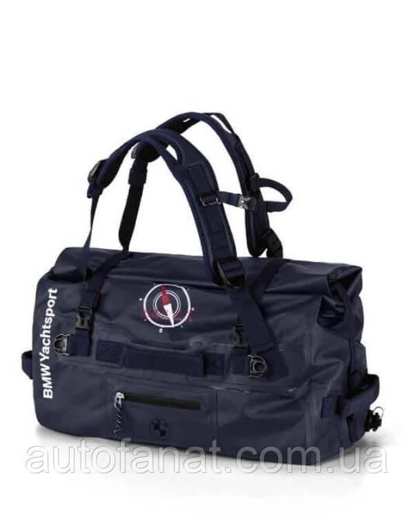 Оригинальная водонепроницаемая сумка BMW Yachtsport Functional Bag, Dark Blue (80222461060)