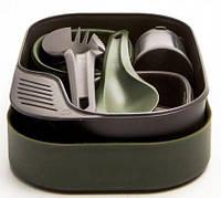Туристичний набір посуду Wildo Camp-A-Box Duo Complete Olive 6521