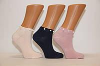 Женские носки короткие с модала Нежо