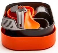 Туристический набор посуды Wildo Camp-A-Box Duo Complete Orange 6557, фото 1
