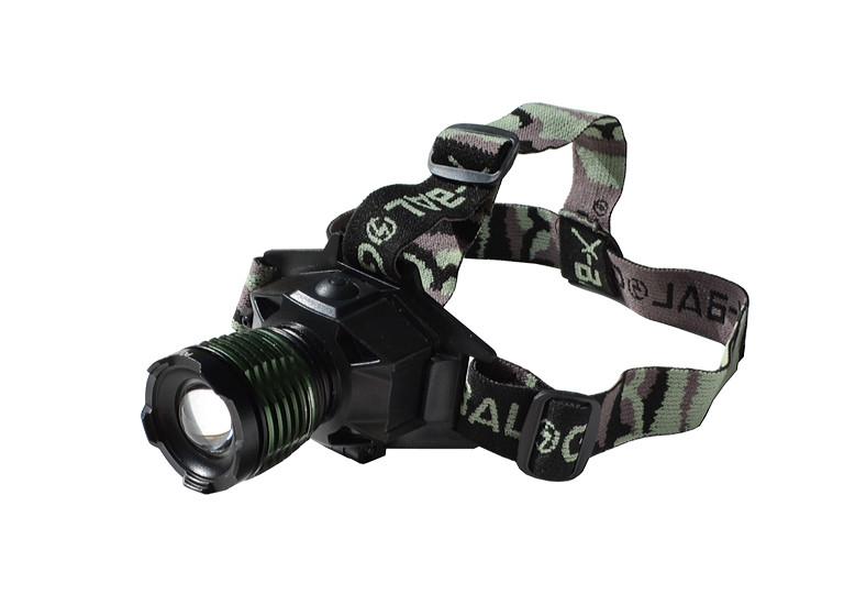 Налобный фонарик Police BL-6908 (UV)