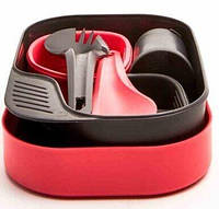 Туристический набор посуды Wildo Camp-A-Box Duo Complete Pitaya Pink 6567, фото 1