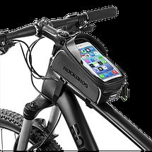 Велосипедные сумки на раму с одним отделением