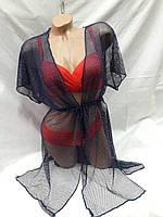 Женская пляжная накидка (2005/64)