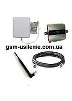 Комплект. GSM репитер G-10. Усиление мобильной связи