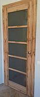 Двері EcoDoors Bergamo 6 колір: дуб ірландська