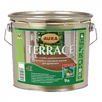 Масло для террас Aura Terrace (бесцветный)
