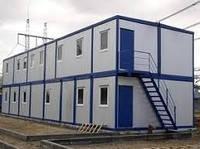 Строительство быстровозводимых зданий из металлоконструкций.