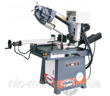 Напівавтоматична стрічкова пила по металу PPS-250HPA