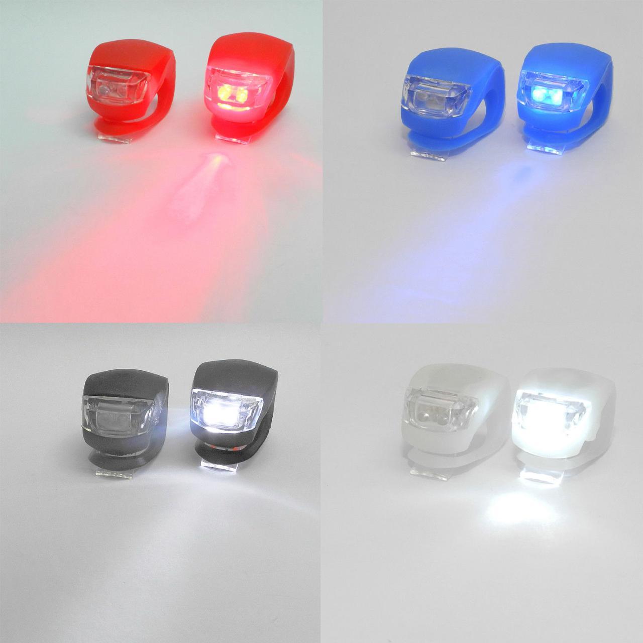 Комплект мини мигалок 2 LEDs Light set (STR)