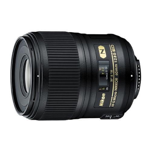 Объектив Nikon AF-S 60mm f/2.8G ED Micro Гарантия от производителя