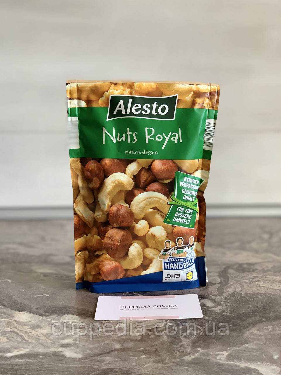 Микс орехов Alesto 200 грм