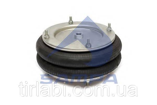 Пневмоподушка подъемной оси (ø300x199 mm) FD412-18