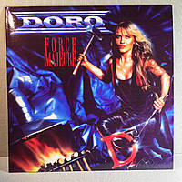 CD диск Doro – Force Majeure