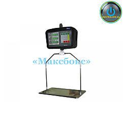 Підвісні ваги торгові ВТА-60/30П-5 RS-232