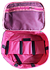 Вместительная дорожная косметичка со съемными перегородками ORGANIZE (розовый), фото 4