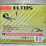 Мотокоса Eltos БГ-3900 бензокоса, фото 4