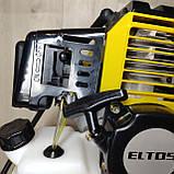 Мотокоса Eltos БГ-3900 бензокоса, фото 5
