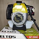 Мотокоса Eltos БГ-3900 бензокоса, фото 3