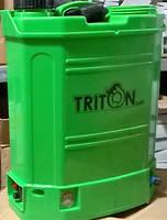 Опрыскиватель электрический 12 В  18 л Triton-tools HY-18L-1001, фото 1
