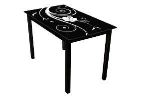 Стеклянный стол Монарх Лотос, фото 2