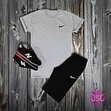 Мужской летний костюм Adidas (Адидас) 100% качества, фото 6