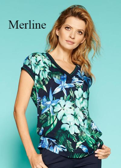 Блуза футболка женская Merline от Zaps