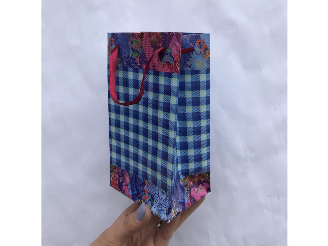 Пакет подарочный маленький #14 (9,5*17,7)