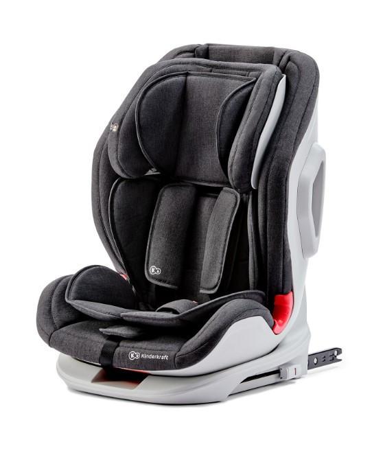 Автокресло Kinderkraft Oneto3 Isofix Black (KK_ON01)