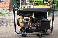 Дизельный генератор Forte FGD-6500E (4,8 кВт)