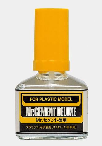 Клей универсальный для пластика, 40 ml. MR.HOBBY MC127, фото 2