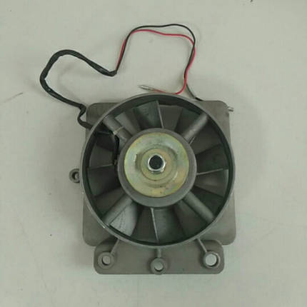Вентилятор в сборе с генератором 1GZ90 R195, фото 2