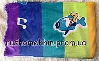 Детский плед - одеяло цвет и рисунок в ассортименте