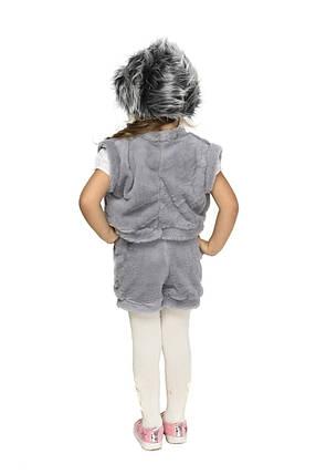 """Детский карнавальный меховой костюм """"Ёжик"""" унисекс, фото 2"""