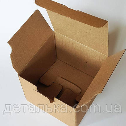Картонные коробки 60*60*175 мм. , фото 2