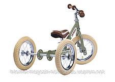 Дитячий беговел триколісний Trybike, фото 2