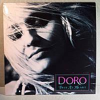 CD диск Doro – True at Heart, фото 1