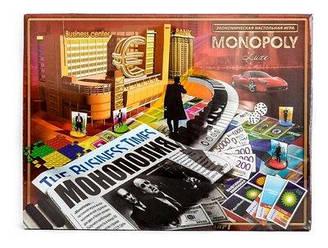 Настольная игра Монополия Danko Toys SP G08