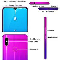 Смартфон Leagoo M13 4/32gb Phantom Purple MediaTek Helio A22 (MT6761) 3000 мАч, фото 10
