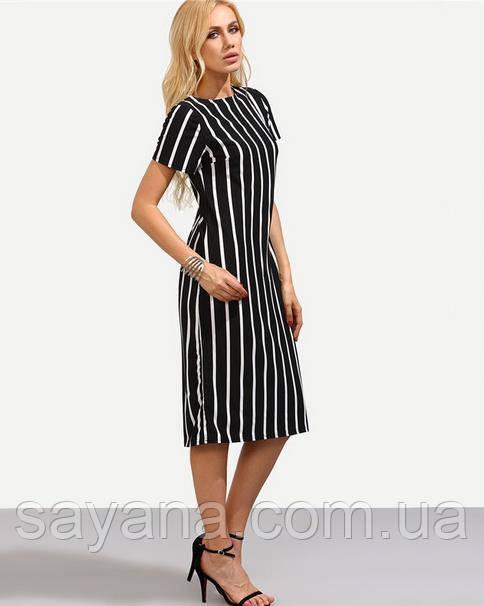 женское строгое платье