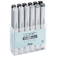 Набор маркеров Copic Marker Set NG 12 шт/уп (20075152)
