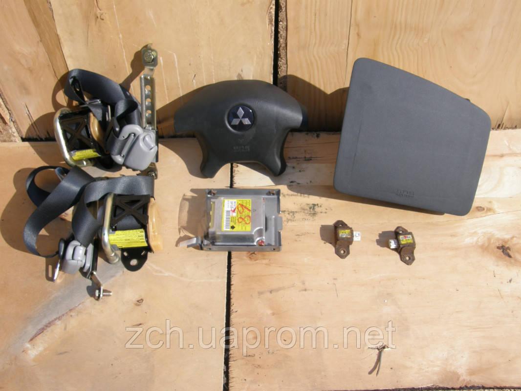 Система безопасности комплект Mitsubishi Outlander