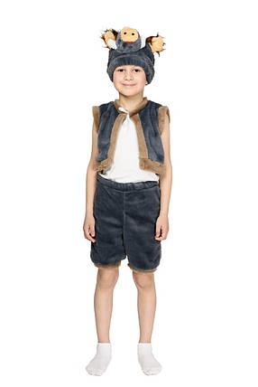 """Детский карнавальный меховой костюм """"Кабанчик"""" для мальчика, фото 2"""