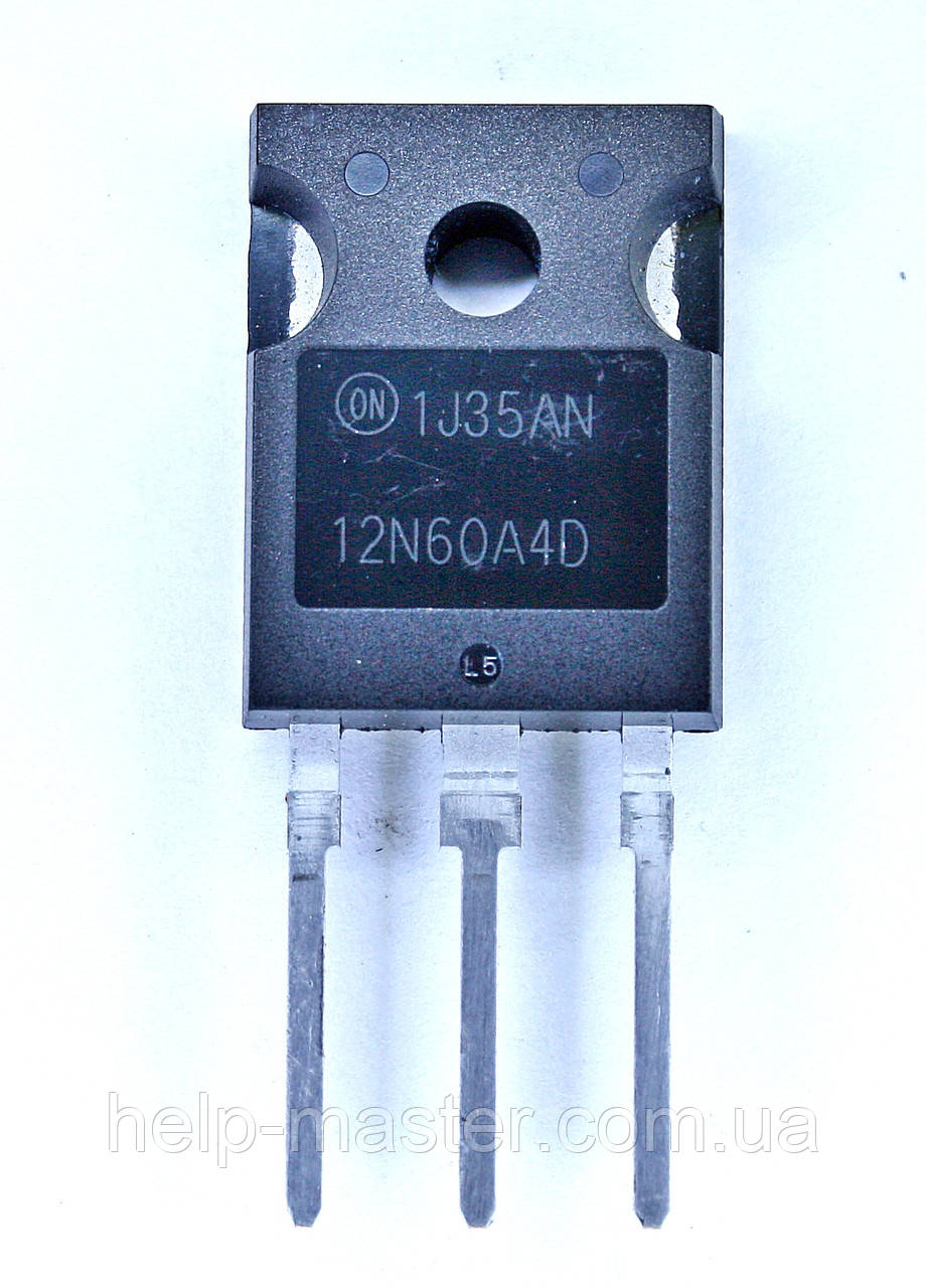 Транзистор HGTG12N60A4D (TO-247)