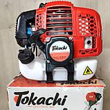 Бензокоса Tokachi TG-55 мотокоса, фото 5