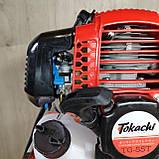 Бензокоса Tokachi TG-55 мотокоса, фото 3