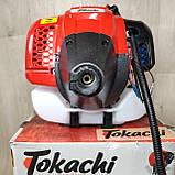 Бензокоса Tokachi TG-55 мотокоса, фото 7