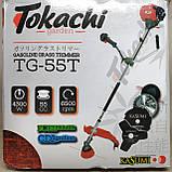 Бензокоса Tokachi TG-55 мотокоса, фото 8