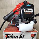 Бензокоса Tokachi TG-55 мотокоса, фото 2